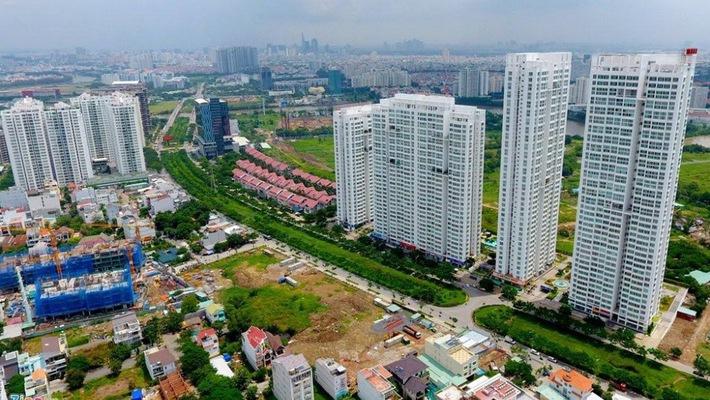 Vốn FDI đổ vào thị trường bất động sản TP.HCM tiếp tục tăng
