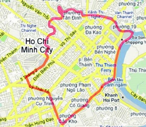 TPHCM Sẽ Có 34 Trạm Thu Phí Ôtô Vào Trung Tâm Sài Gòn Kinh Phí 250 Tỷ Đồng