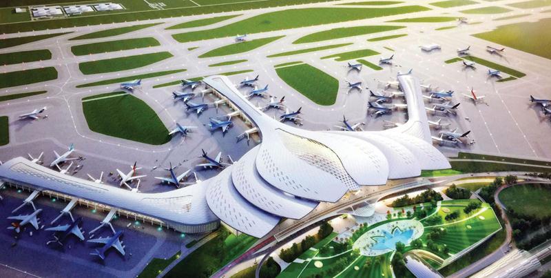 Sức nóng của thị trường BĐS liền kề khu vực Sân bay Long Thành hiện nay