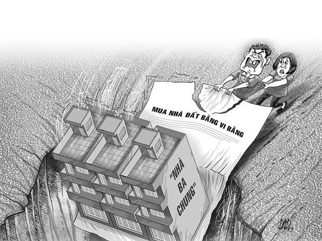 CẢNH BÁO: 3 loại hợp đồng mua nhà đất dễ mất tiền tỷ mà khách hàng thường mắc phải.