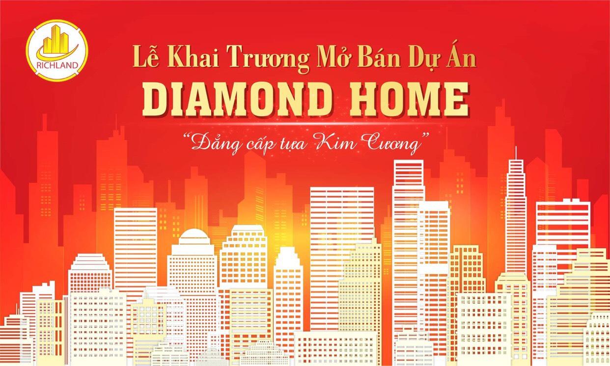 Khách Hàng GIAO DỊCH THÀNH CÔNG Dự Án Nhà Phố DIAMOND HOME